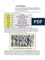Ancient Rome Religion
