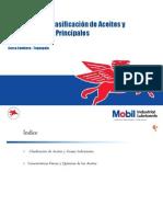 3. Clasificacion de Aceites y Características Principales