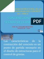 Contraccion Concreto