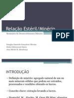 42185959 Desenvolvimento Mineiro Relacao Esteril Minerio