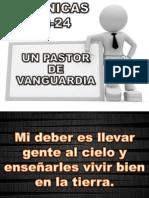 Un Pastor de Vanguardia