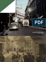 Valparaíso. Fotografías antiguas. Proyecto