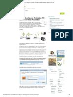 Como Configurar Roteador TP-Link Com Wds Repetidor _ Blog Do LoFrano