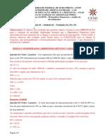 Gabarito Atividade1 - Professor Helton