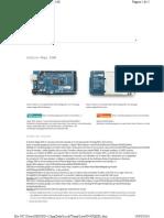 Arduino - ArduinoBoardMega2560