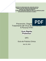 IMSS Guia Rapida Influenza