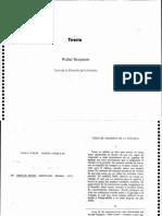 7340513 Benjamin Tesis de La Filosofia de La Historia