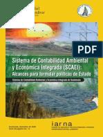 Sist de Contabilidad Ambiental y Economica Integrada
