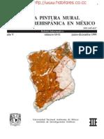 La Pintura Mural Prehispanica en México - B10-11