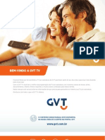 Gvt Manual e Contrato Tv