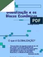Blocos Econômicos - 2014