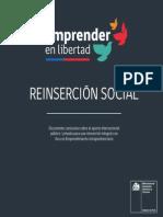 rEINSERCIÓN SOCIAL