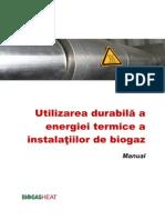 BiogasHeat Handbook RO