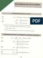 Tabla Transf Fourier Spiegel