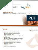 Why Mysql 5?