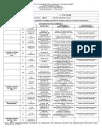 Plan de Evaluacion Geologia II 2014-1