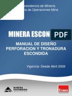 2009 04 Escondida