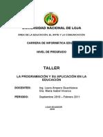 TALLER-DE-PROGRAMACIÓN-2010
