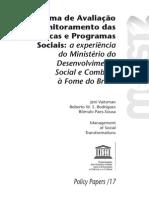 Vaitsman_O Sistema de Avaliação e monitoramento das políticas e progr (1) (1)