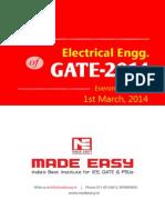 Gate 2014 Paper-2
