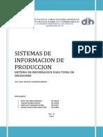 Sistemas de Informacion de Produccion