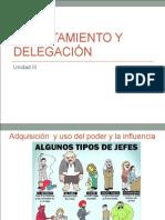 Facultamiento y delegación 2