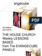 HOUSE CHURCHES Evangecube Panel Presentation / LESSONS