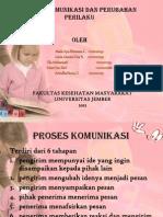 PPT Proses Komunikasi Dan Perubahan Perilaku