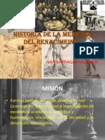 Historia de La Medicina Del Renacimeinto