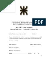 Tp Nro 2 - Mecanica y Mecanismos - 2013