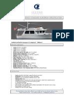 SELENE 42 Eurodeck Standard European Specification