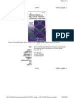 The Finite Element Method in the Static and Dynamic Deformation