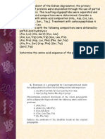 Ejercicios secuenciacion