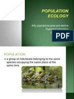 4apopulation Dynamics