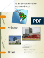 Estilo Internacional en Latino América