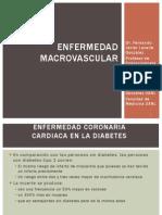 Clase Enfermedad Macrovascular Agosto 2013