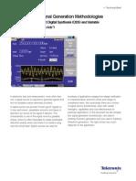 Understanding Signal Generation Methodologies