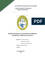 EUTROFIZACIÓN informe