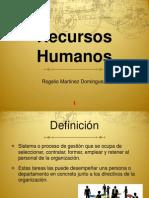 Recursos Humanos (Industrial)
