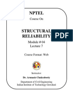 Structural reliability