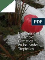 Cuesta Etal 2012 Biodiversidad y Cambio Climatico en Los Andes Tropicales CONDESAN