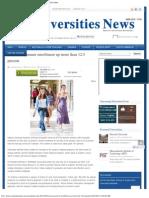 Chancellor Michael Harris Leads IU Kokomo Summer Enrollment Up More Than 12.5 Percent, Universities News, US