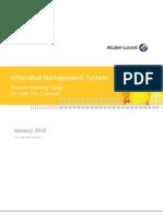 XMS Feature Planning Guide OAM LA2.0 V01.03 JAN10