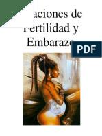 Oraciones de Fertilidad y Docx