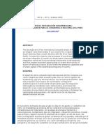 R3. Ejes de integración sudamericana oportunidades para el desarrollo regional del Perú