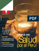 VARIEDADES-Salud por el Perù ( Chicha de Jora)