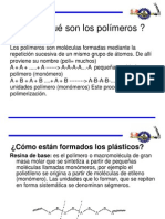 Pero qué son los polímeros