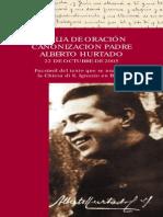 Vigilia de oración. Canonización Padre Alberto Hurtado. 22.Oct.2005