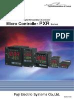 PXR Series Catalog & Technical Datasheet (2)