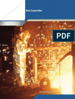 U. S. Steel Annual Report and Form 10-K 2010